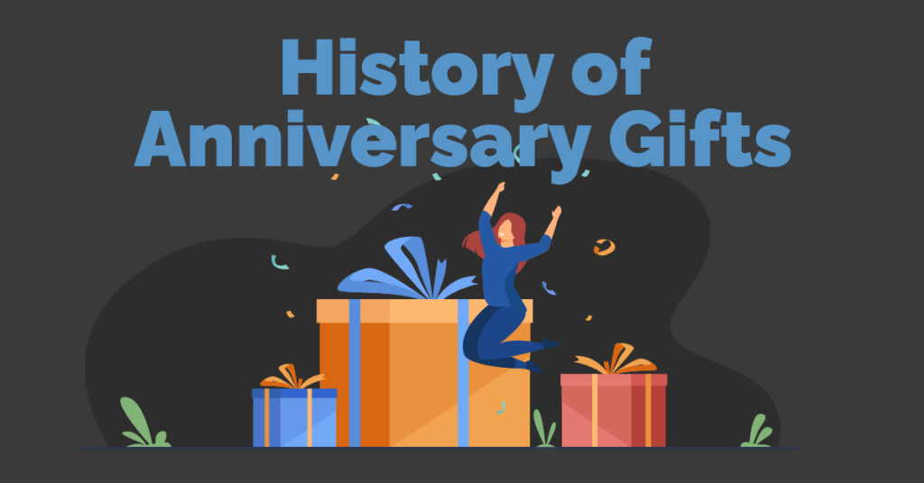 History of Anniversary Gifts